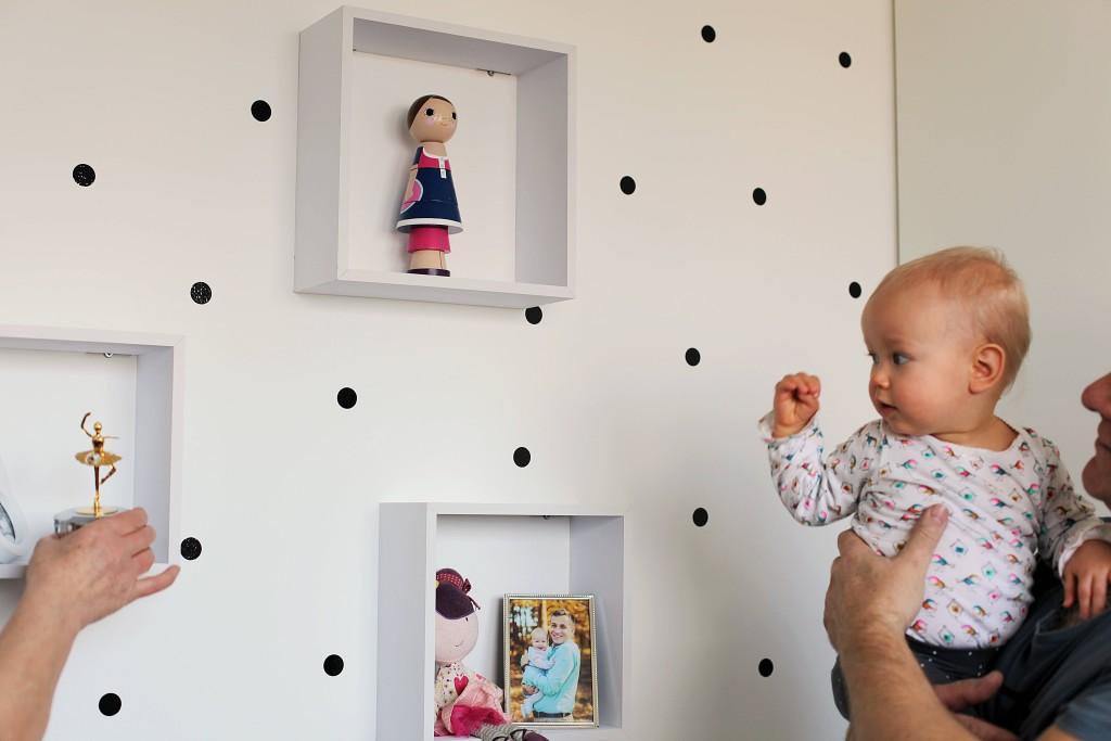 polka-dot-wall