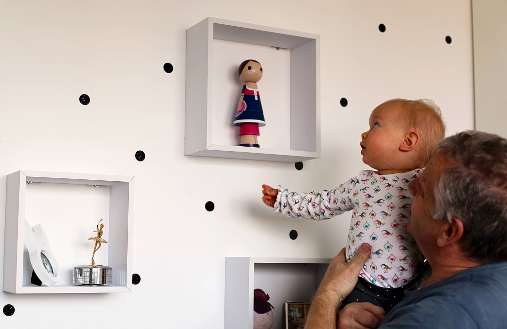 polka-dot-wall-project