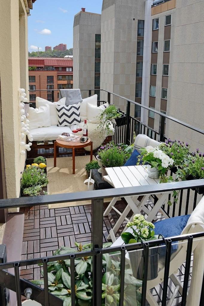 pomysły na aranżację naszego balkonu