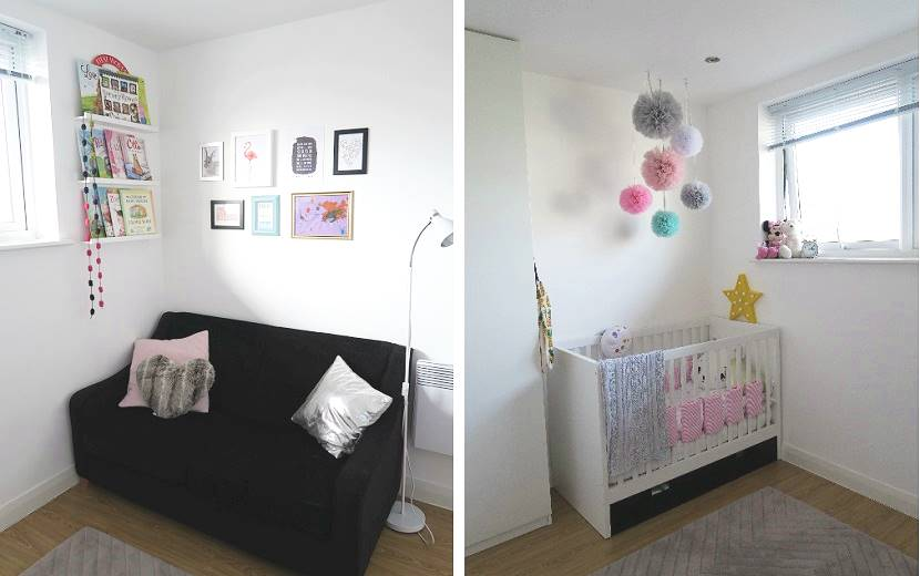 Jak Urządzić Mały Pokój Dla Dziewczynki Oh Deer Mama Inspirujący