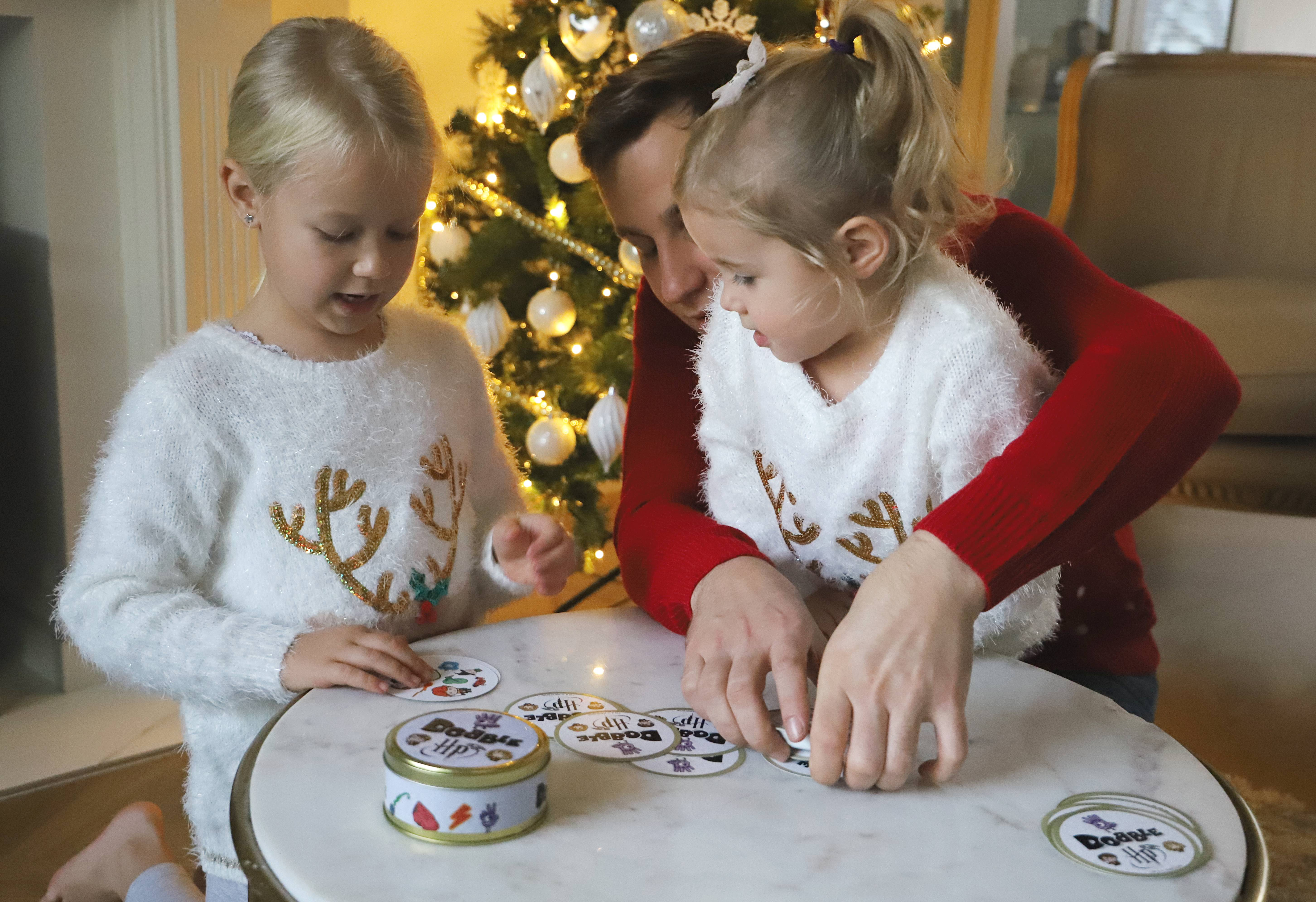 swiateczne prezenty dla rodziny