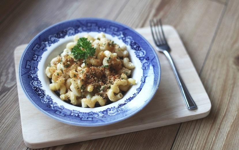 macaroni cheese przepis