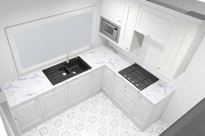Finalny projekt kuchni  kilka zmian -> Projekt Kuchni Duzej