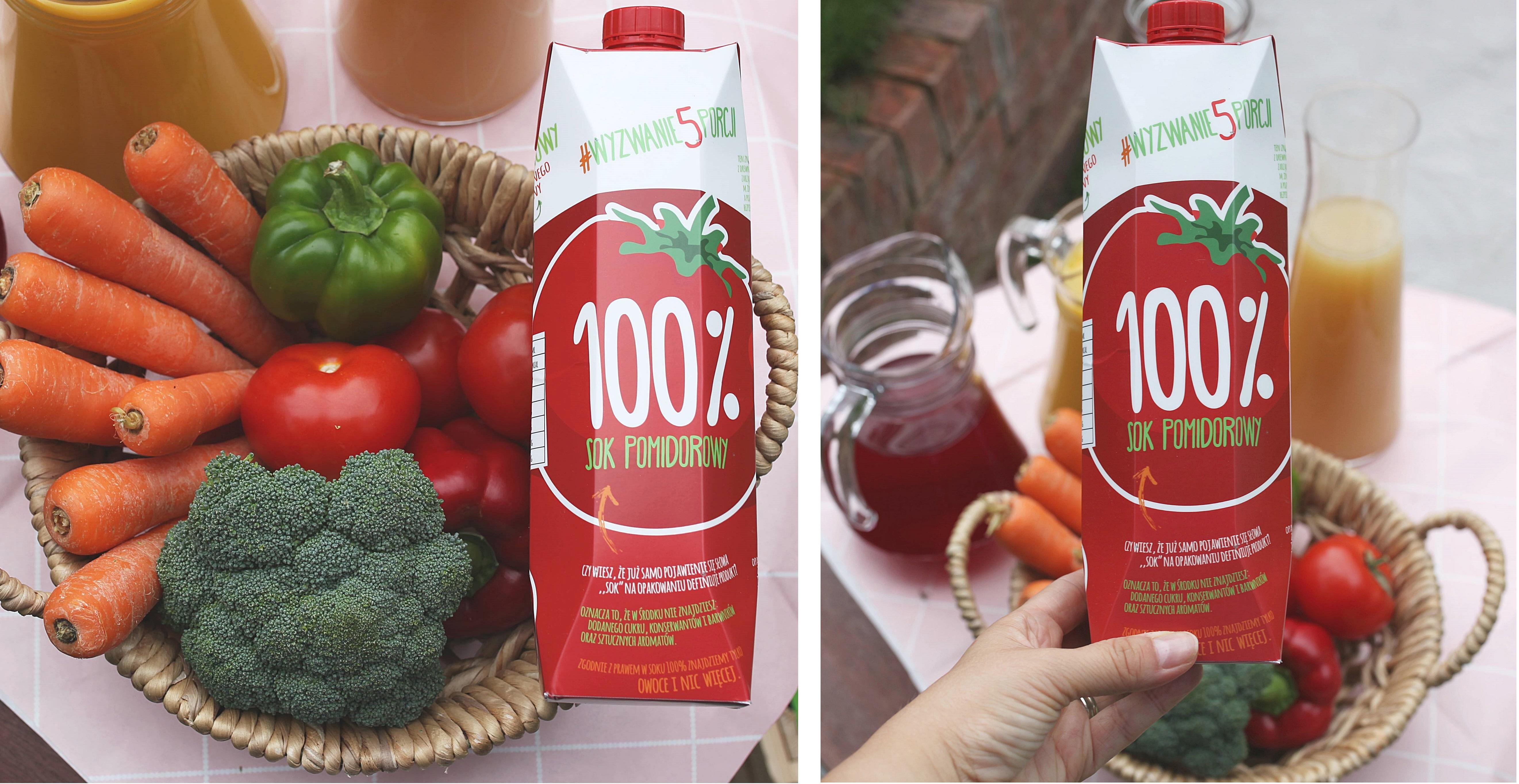 warzywa i owocowe w diecie dziecka