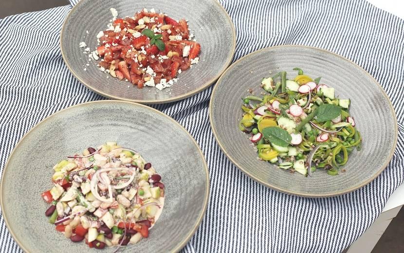 salatki na grilla przepisy