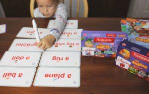 nauka jezyka angielskiego przez zabawe