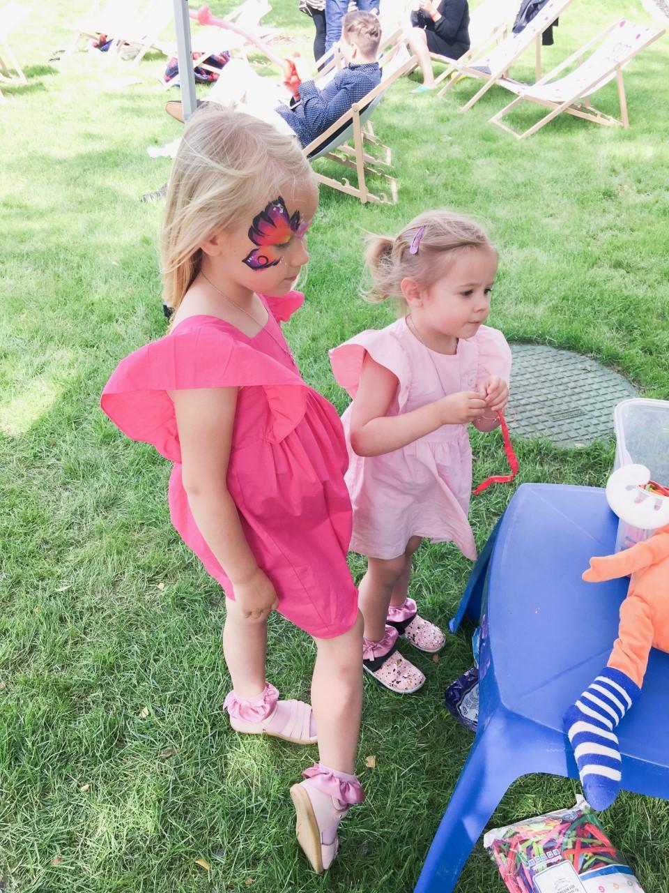 rodzinny piknik apart
